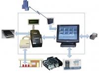 Система управления АЗС