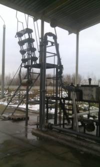 Химическая цистерна BSLT