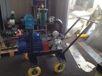 Автоцистерна для перевозки газа TURBUD