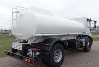 Изготовление и переоборудование цистерн для перевозки питьевой воды