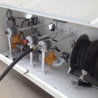 Установка кориолисовых расходомеров на газовозы