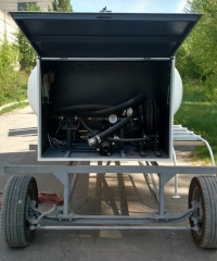 Цистерна TSA 420 L2F (производство Германия)