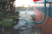 Рукава большого диаметра для перевалки газа