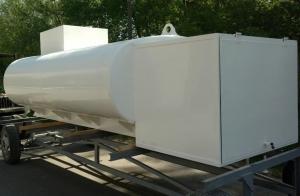 Надстройка для топливозаправщика АТЗ 4