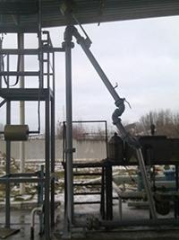 Цистерна для перевозки углекислоты (диоксида углерода, СО2)