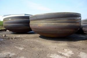 Днища для нефтеперерабатывающей отрасли