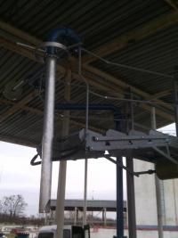 Стояк автоналивной телескопический (САТ-100)
