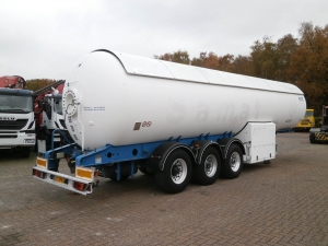 Цистерна – газовоз (цистерна LPG)