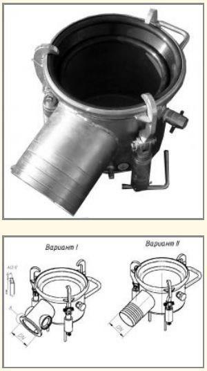 Устройство слива-налива ж/д цистерн (УСН)