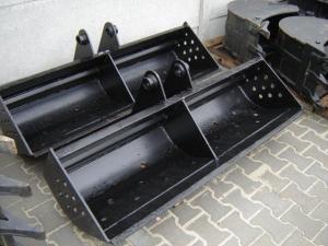 Планировочный ковш для экскаватора – погрузчика JCB 3CX, 4CX