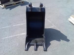 Траншейный (узкий) ковш для экскаватора-погрузчика JCB