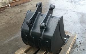 Ковш для экскаватора-погрузчика New Holland