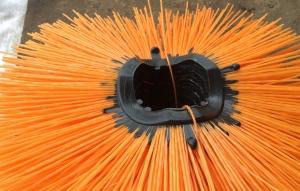 Щетка дисковая 254х800 полипропиленовая беспроставочная (производство Беларусь)