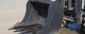 Ковш для экскаватора-погрузчика Case