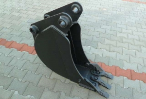 Узкий ковш (30 см) для экскаватора-погрузчика