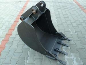 Землеройный ковш 60 см для экскаваторов-погрузчиков