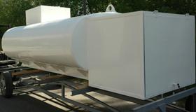 Надстройки для топливозаправщиков